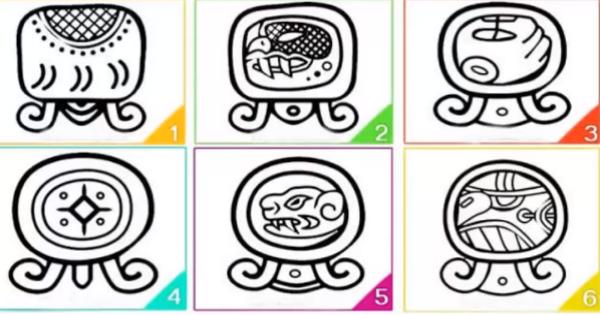 Пройдите наш невероятный психологический тест, выбрав символ Майя