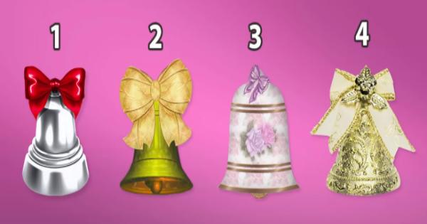 Какой колокол Вы выберите? Узнайте о себе кое — что новое