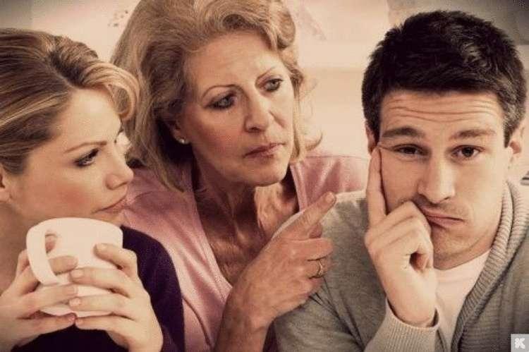 Бабами теща зять и жена