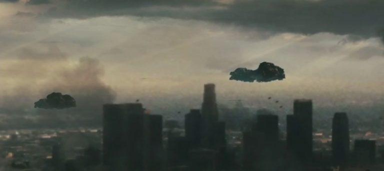 Битва с НЛО в небе над Лос-Анджелесом в 1942 году