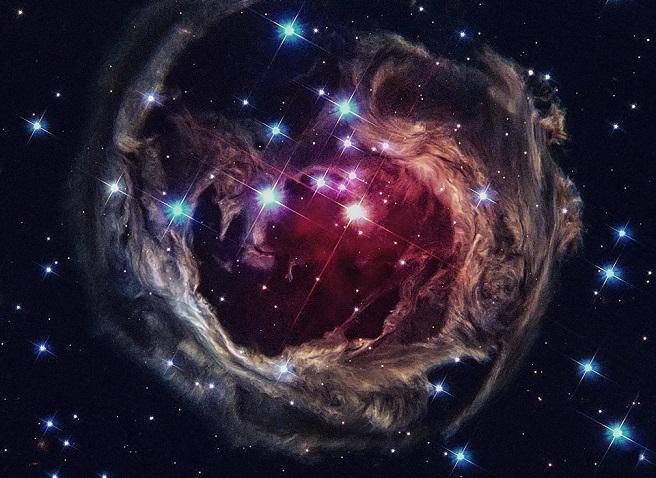 Девять звезд исчезли в течение 30 минут с момента их обнаружения астрономами