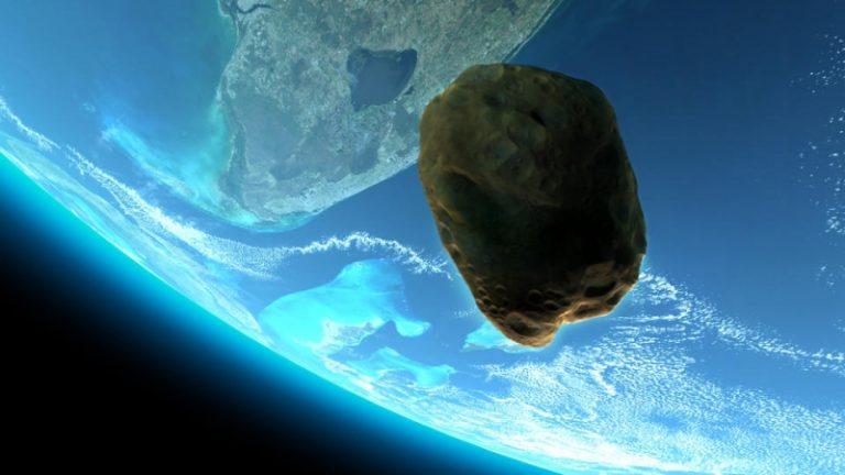 К Земле приближается гигантский астероид стоимостью $17,4 млрд