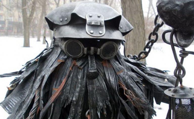 Мифологический горный дух Донбасса – Добрый Шубин