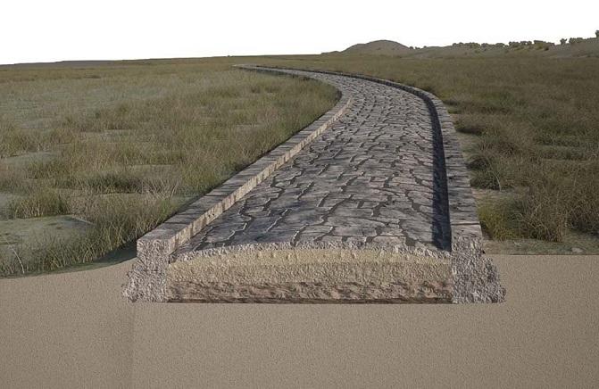 На дне Венецианского канала обнаружили дорогу древних римлян