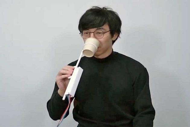 В Японии изобрели подстаканник, усиливающий вкус напитка