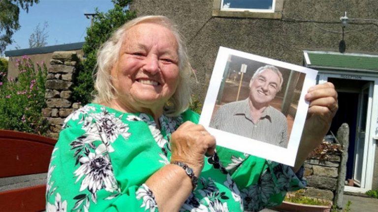 Женщина спустя 66 лет нашла потерянного после родов сына